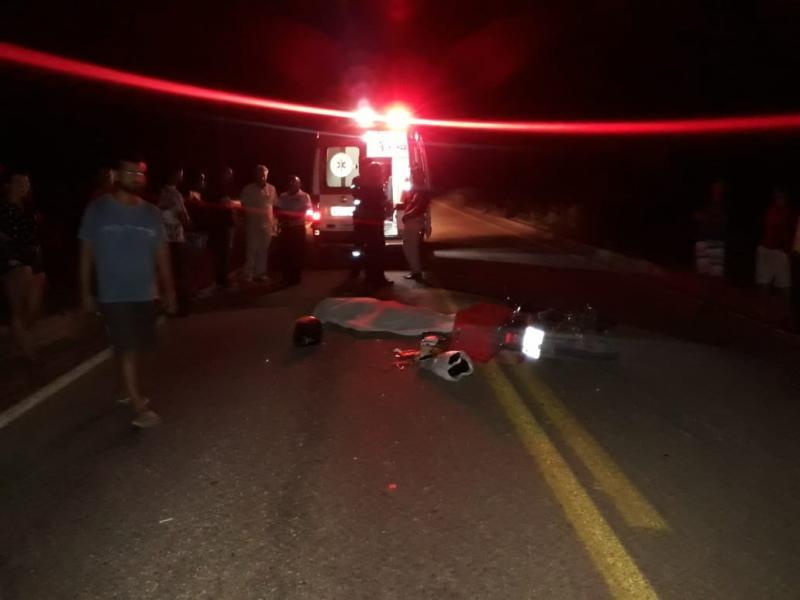 Rio de Contas: Motociclista morre após colidir com animal na pista na Ba - 148