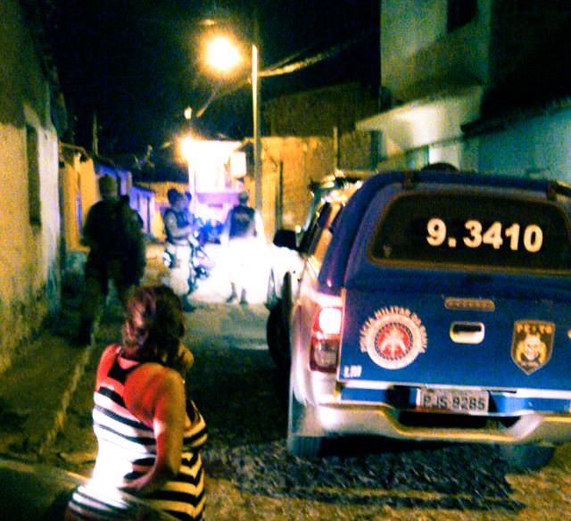 Homicídio: Jovem é morto a tiros no Bairro do Mercado em Brumado