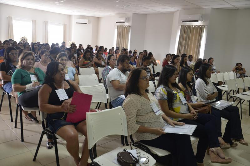 7ª Conferência Municipal de Saúde é realizada em Aracatu; secretária exalta o evento