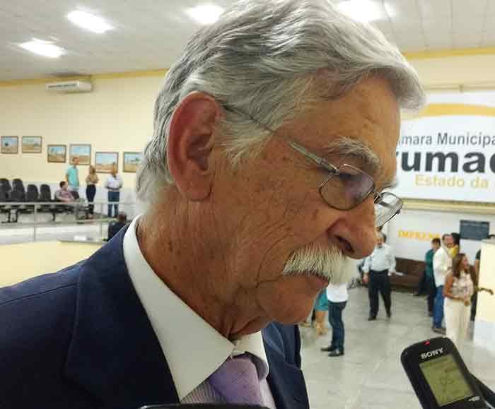 Brumado: Prefeito Eduardo Vasconcelos é punido pelo Tribunal de Contas dos Municípios