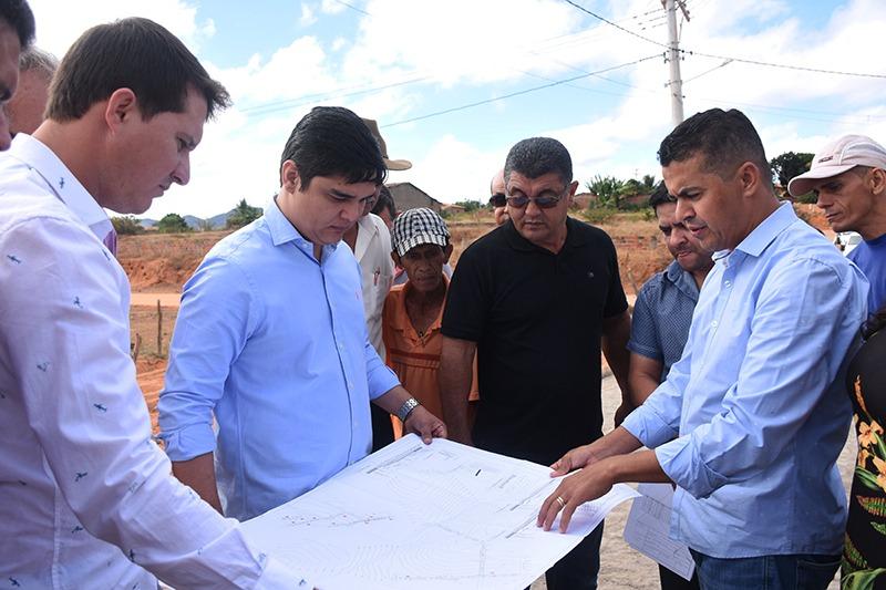 Guajeru: Governo do Estado investe cerca de R$466 mil em pavimentação de ruas no município