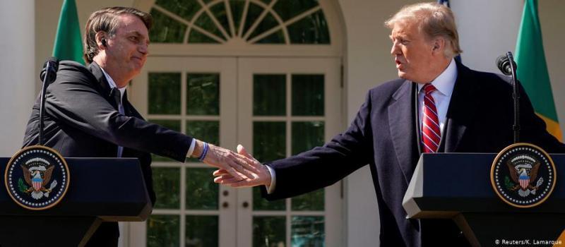 Brasil inicia oficialmente negociações de acordo comercial com EUA, diz Guedes