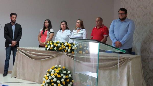 Jornada Pedagógica 2018 é realizada em Aracatu