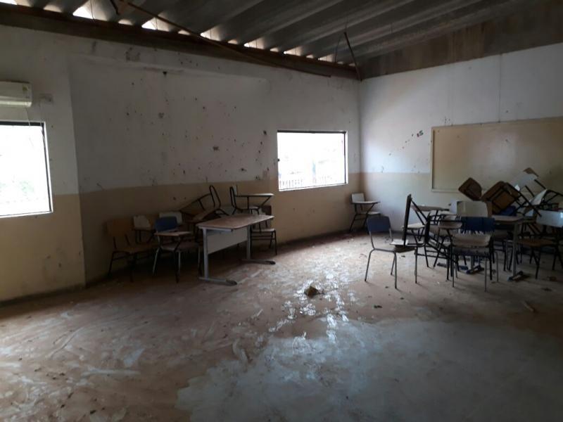 Conselho Tutelar de Itaetê aciona Justiça por conta da precariedade das escolas no município