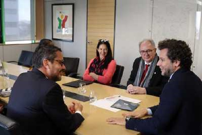 Setur e Uneb assinam acordo inédito com Portugal para colaboração na formação turística