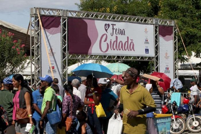 Feira Cidadã chega a Bom Jesus da Lapa e deve atender 15 mil pessoas