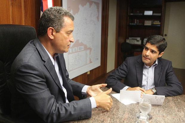 Rui e Neto costuram acordo para acelerar aprovação da reforma da Previdência na Bahia