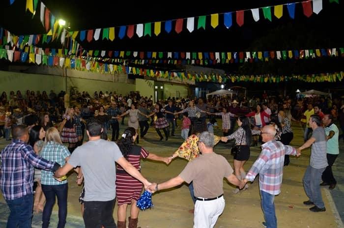 Brumado: Arraiá da Escola Nossa Senhora de Fátima foi realizado na sexta-feira