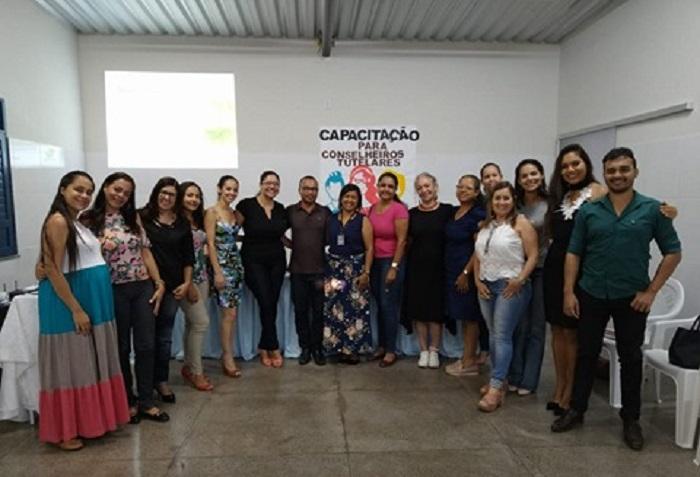 COMDICA e SESOC promovem formação para Conselheiros Tutelares e Rede Socioassistencial de Brumado