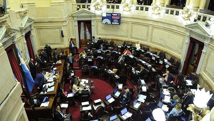Senado da Argentina derrota a maré verde feminista e diz não à legalização do aborto
