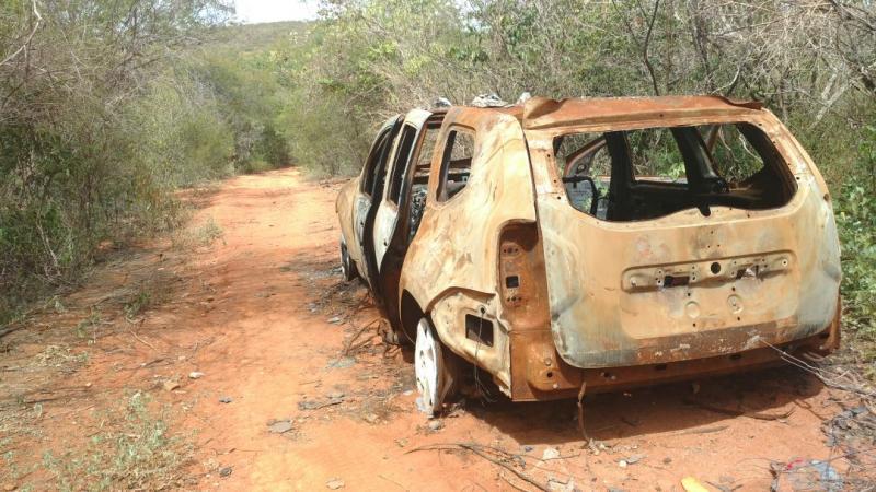 Corpo do Delegado de Barra da Estiva é encontrado carbonizado em local de 'desova', em estrada vicinal  entre Anagé e Sussuarana