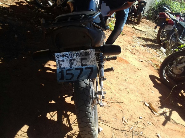 Rio do Antônio: Polícia apreende moto adulterada em posse de suposto pastor de igreja local
