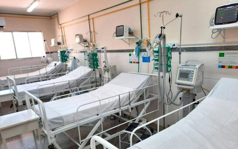 Pelo quarto dia consecutivo, Bahia registra maior número de pacientes em UTIs Covid-19