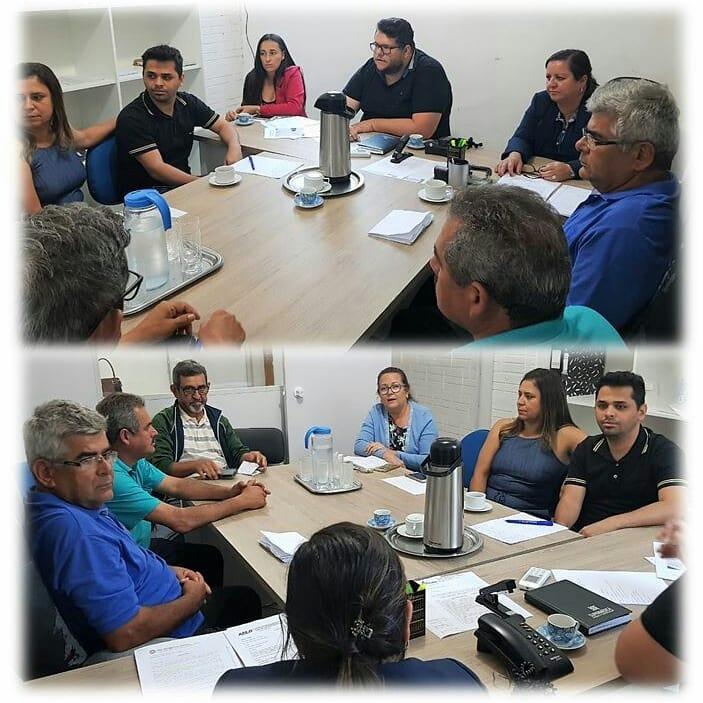 Aracatu: Administração estabelece metas e discute mandas para o segundo semestre de 2018