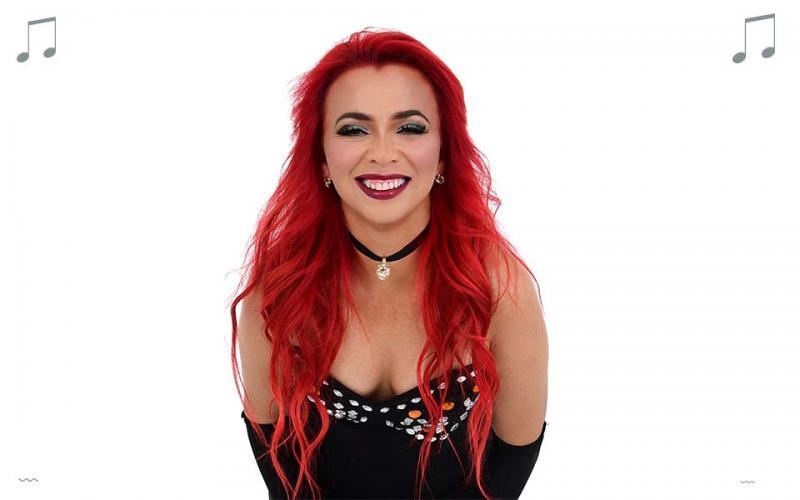 Cantora brumadense participa de festival de música em Minas e conta com o seu apoio pela internet., confira