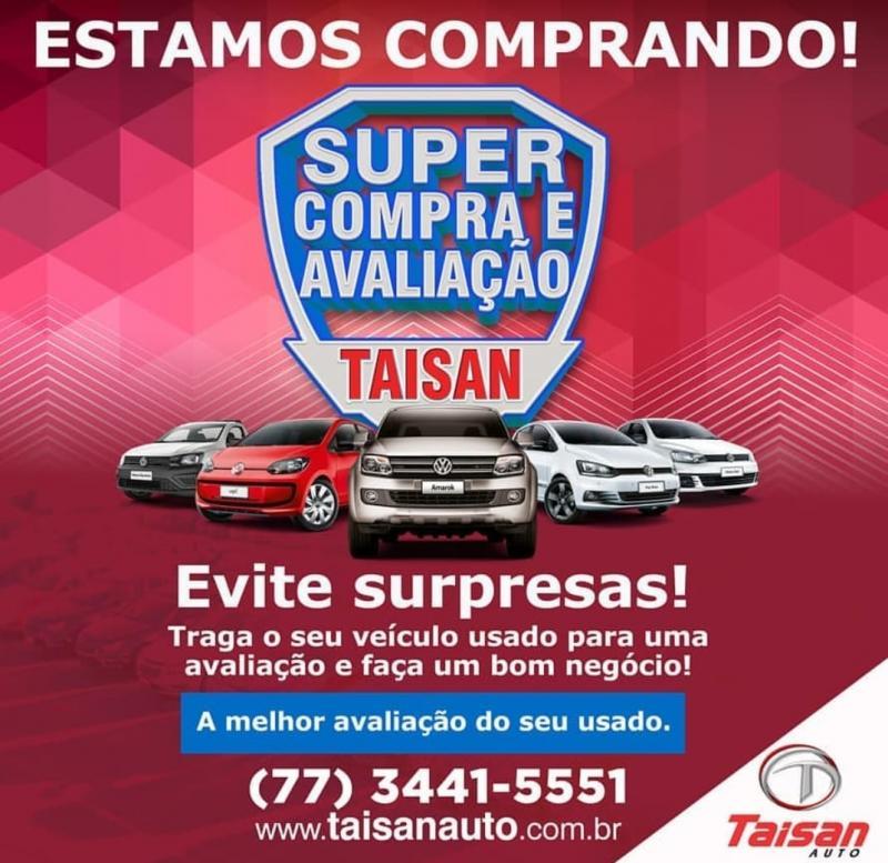 A Taisan Auto está comprando veículos usados; traga já o seu e faça uma avaliação