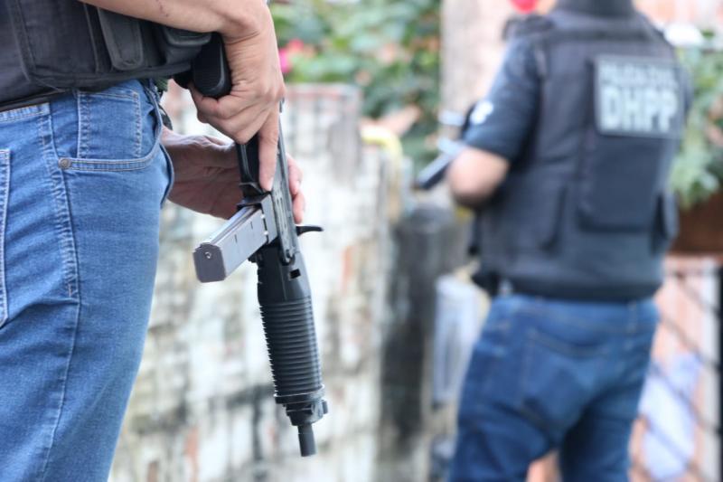 Mortes violentas na Bahia têm redução de 7,8% em julho