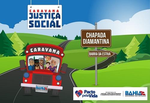 Barra da Estiva: Caravana Da Justiça Social oferece serviços gratuitos amanhã, 6