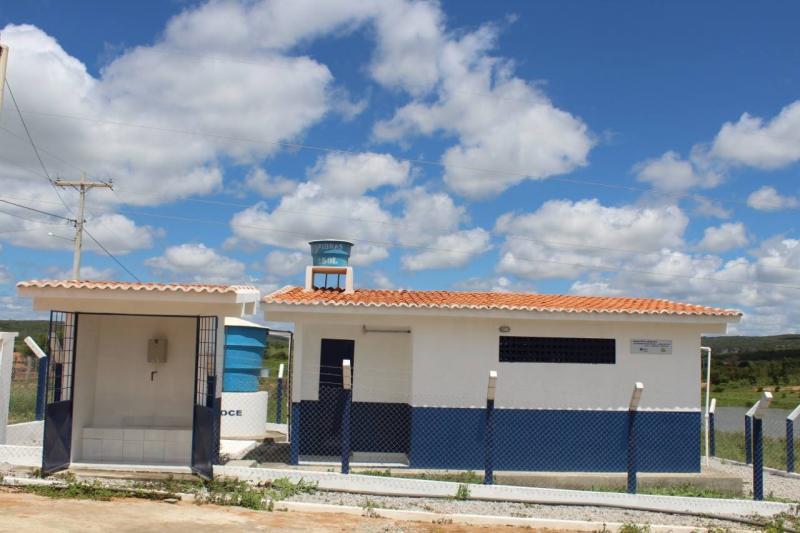 Comunidades rurais de Aracatu são beneficiadas com o Programa Água Doce