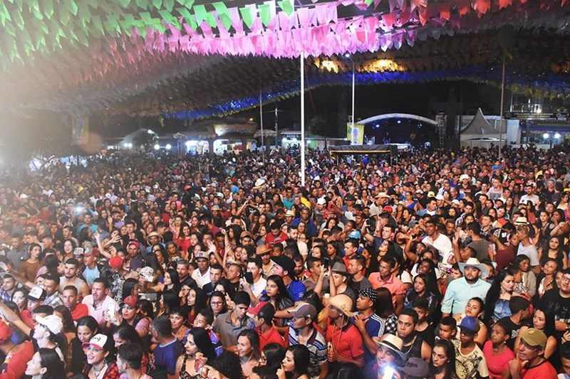 Guajeru: Festejos de São Pedro e XI Cavalgada são sucessos de programação e participação do público