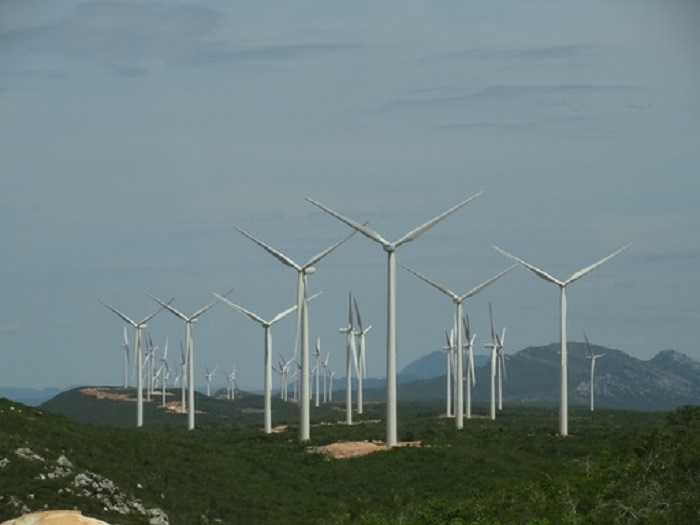 Bahia comercializa 55% de novos projetos eólicos em leilão de energia; município de Caetité será beneficiado