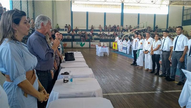 2ª Copa Shimoto de Karatê Shotokan foi realizada em Brumado
