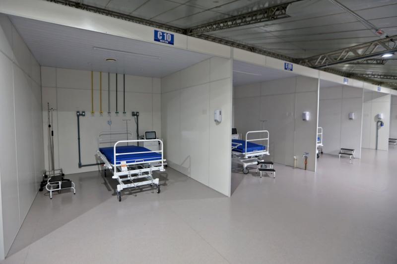 Hospitais baianos começam a receber novos respiradores