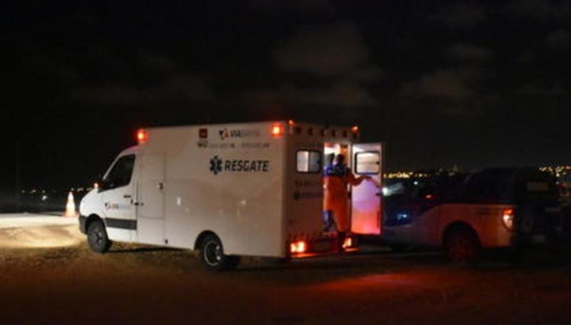 Motociclista morre após ser atropelado por carreta na região sudoeste