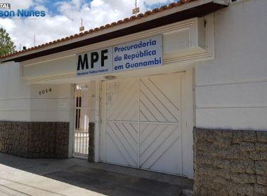 MPF vai acompanhar vacinação contra Covid-19 em Guanambi, Caetité, Caculé e outros municípios