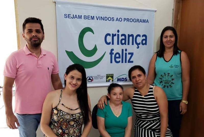 Comitê do Programa Primeira Infância no SUAS de Aracatu realiza reunião para planejar ações para 2019