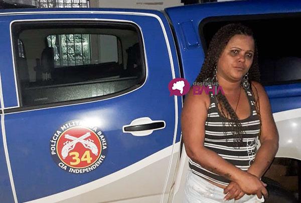 Em Barra da Estiva mulher mata o companheiro 15 dias após o ter conhecido pelas redes sociais