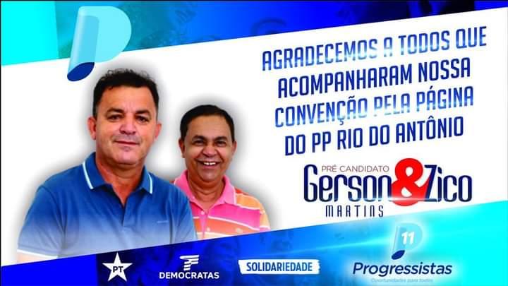 Rio do Antônio: Justiça Eleitoral determina retirada do ar de Live do PP por violar legislação