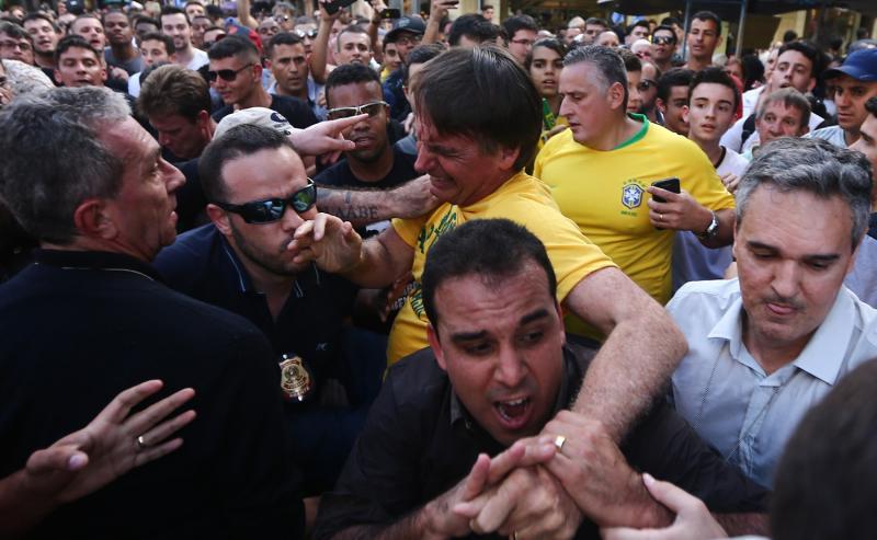 Após facada, Jair Bolsonaro vai a 30%; Haddad tem 8%, diz BTG Pactual