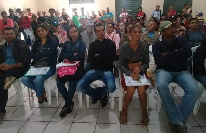 Com parceria da prefeitura de Guajeru, mutirão para emissão de DAP é realizado; mais de 100 agricultores foram atendidos