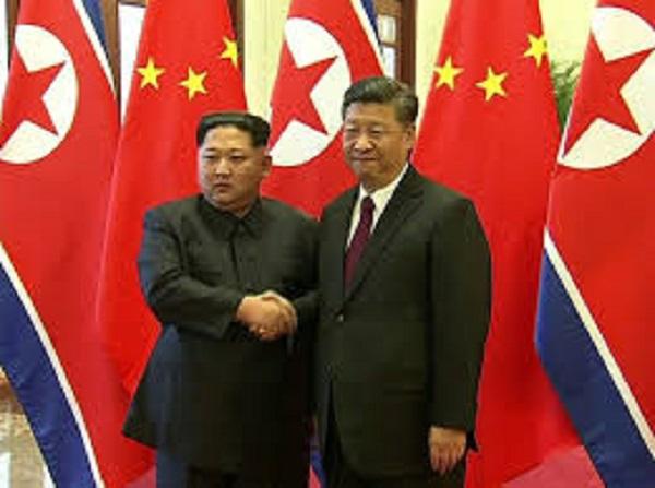Kim Jong Un recebido com grande pompa na China antes de reunião com Trump