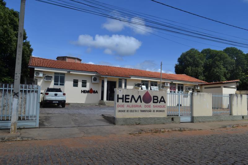 Com queda de doações na pandemia, estoque de sangue da Hemoba está em nível crítico
