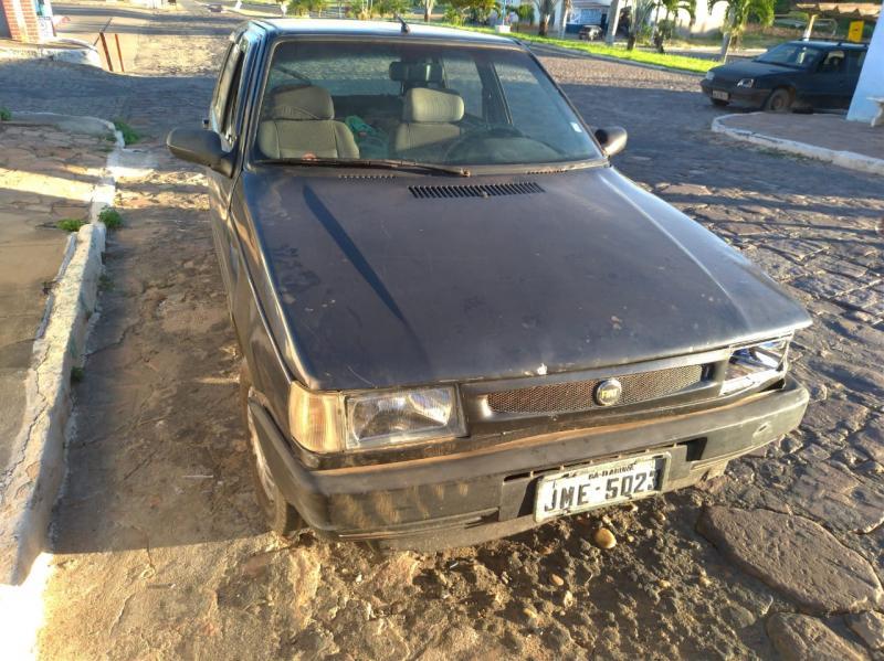 Veículo com restrição de furto é  recuperado pela PM em Tanhaçu