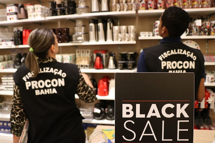Procon-BA intensifica fiscalização durante Black Friday