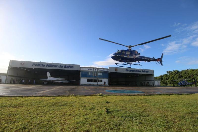 Aeronaves transportam mais 88 mil doses de vacina contra covid-19 para toda a Bahia