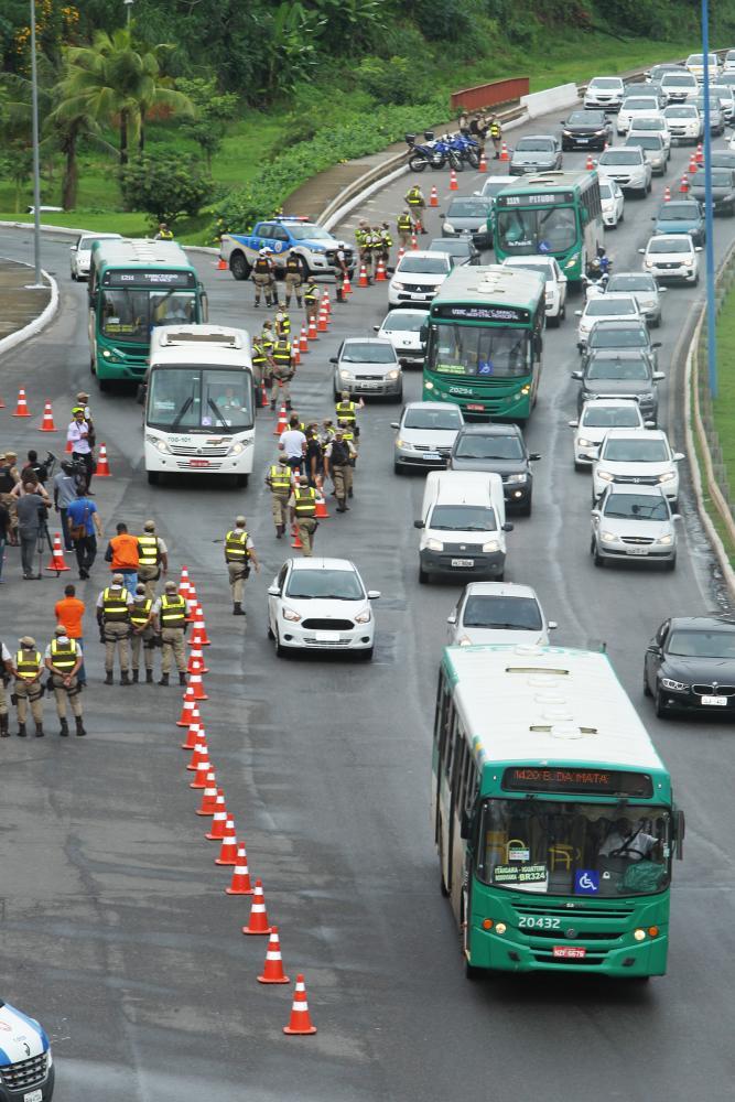 Polícia Militar e Departamento Estadual de Trânsito irá iniciar na próxima quinta-feira a Operação São João