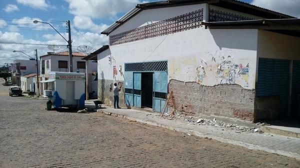 Mercado Municipal de Malhada de Pedras será reformado pela prefeitura com recursos próprios