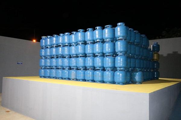 Petrobras sobe preço do gás de cozinha em 8,5% nas refinarias