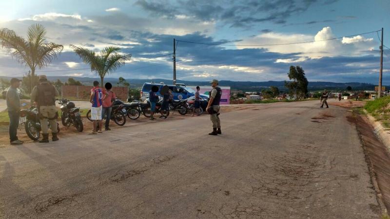 34ª Companhia Independente de Polícia Militar/Brumado intensifica ações em zona rural