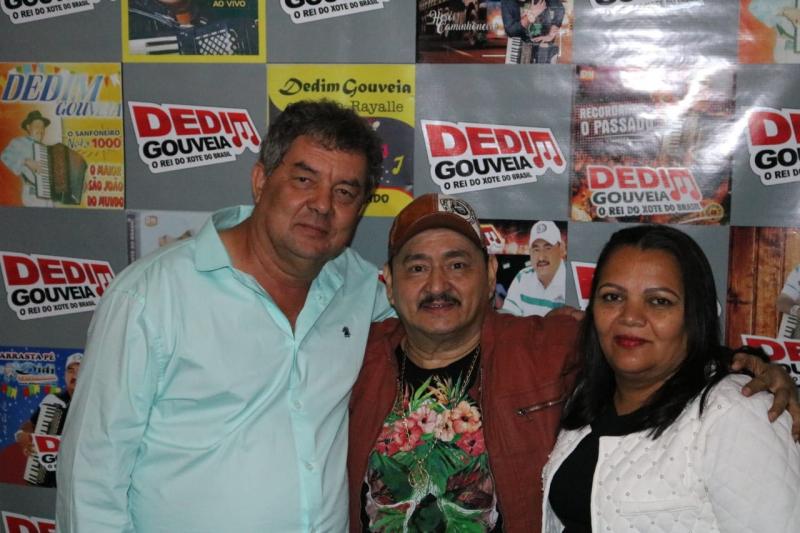São joão realizado em Ibitira, distrito de Rio do Antônio, foi um sucesso