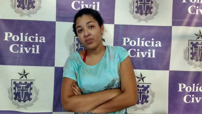 Brumado: Polícia Civil prende mulher condenada pela prática de roubos