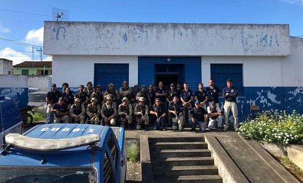 Região Sudoeste: dezoito mil e armas são apreendidos com ciganos durante operação