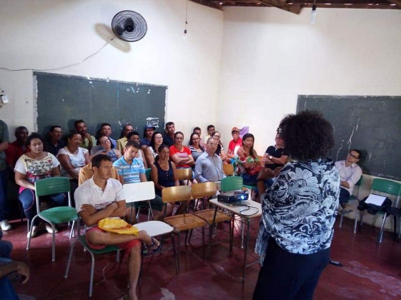 Evento setorial do Plano Municipal de Saneamento Básico ocorreu em Aracatu