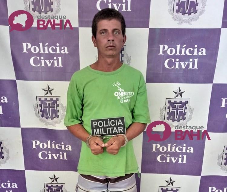 Aracatu: Preso mais um acusado de participação no crime brutal que chocou o município