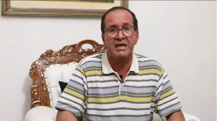 Ituaçu: Prefeito Adalberto Luz emite nota de esclarecimento sobre atentando a sua residência