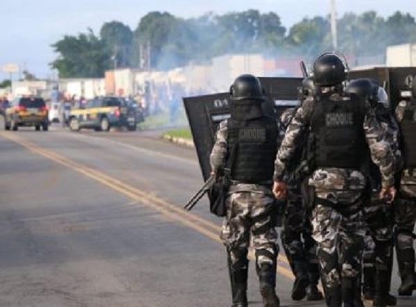 Protestos de caminhoneiros seguem ativos pelo 10° dia em BRs da Bahia